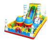 Popular Rocket Theme Great Wall Funcity Playground