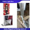 가벼운 상자를 광고하는 직물 LED를 배달하고 설치하게 쉬운
