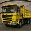 De Kippers van de Vrachtwagen van de Kipper van de Vrachtwagen van de Stortplaats van Dlong F3000 van Shacman 30ton