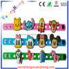 Bracelet en caoutchouc de Wristand de dessin animé de la promotion 3D pour le cadeau