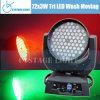 三カラー洗浄LED移動ヘッド