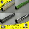 Tubo flessibile del tubo del ferro del coperchio del PE