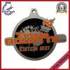 2D Soft Enamel Medal, Antique Silver Plating, nessun MOQ