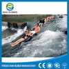Aufblasbare Wasser-Schwimmen-sich hin- und herbewegendes Gummiring-Gefäß