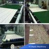 Cadena de producción del PVC/estirador/máquina de piedra de mármol artificiales de la fabricación