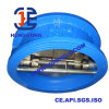 Válvula de verificação da bolacha do retorno do ferro de molde de DIN/API/aço inoxidável não