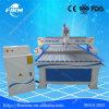 China passte 1300*2500mm DSP Steuerholzbearbeitung CNC-Maschinen-Fräser mit T-Schlitz Tisch an