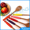 Cuisine 15-Inch Bamboo Kitchen Spoon