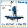 Máquina de trituração vertical da perfuração do cilindro