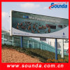 500 * 500d PVC Flex Banner Impresión Banner Sf550