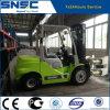 Carretilla elevadora diesel 3tons de la abrazadera del rodillo del papel de Snsc