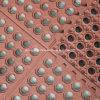 Gebildet in der China-Antibeleg-Küche-Matten-Entwässerung-Gummimatten-säurebeständigen Gummimatte