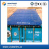 Высокопрочный прочный водоустойчивый брезент/брезент PVC для крышки контейнера