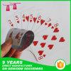 Карточки профессионального покера играя карточки пластичного играя