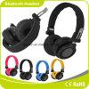 Cuffia senza fili stereo variopinta materiale di Bluetooth dell'ABS per l'uomo/signora