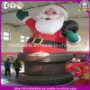 Camino gonfiabile caldo il Babbo Natale per la decorazione di natale