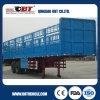 新しいProduction 2 Axle 13m Stake Bulk Cargo Semi Trailer