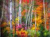 Pittura <Featured di Style> dalla foto--Paesaggio 018