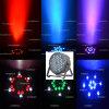 42PCS 3W RGB 3in1の安く平らなプラスチック段階LEDの同価はつくことができる