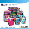Münzen gebetriebene Kiddie-Fahrunterhaltungs-Geräten-Schießen-Spiel-Maschine für Kinder