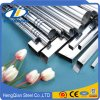 Tubo de acero inoxidable 201 de China 304 316L 321 310 fabricantes