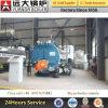 petróleo 2t/H/caldera de vapor de gas, caldera de gas de combustible, generador de vapor del precio de fábrica