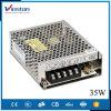 Single Output AC para DC 30W Switching Power Supply com CE e 2 anos de garantia (S-35-24 35W 24V 1.5A AC / DC)