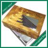 Kundenspezifische Ordnung nehmen den Karton-Kasten an, der kundenspezifisches Papier verpackt