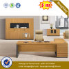 Scrivania esecutiva di legno del centro delle forniture di ufficio di Lecong (HX-ND167)