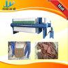 Filtropressa del blocco per grafici e del piatto per elaborare chimico dei residui