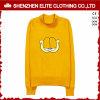 Colore giallo dei maglioni del collare di prezzi competitivi di alta qualità alto (ELTHI-56)