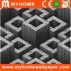 Обои 2016 PVC 3D строительного материала с высокой рангом