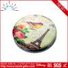 Haltbarer runde Handkosmetik-Spiegel
