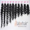 De cabelo dos produtos do cabelo do Weave dos pacotes pacotes superiores brasileiros Labor do Weave do cabelo humano do cabelo 105g/Piece do Virgin da onda profundamente