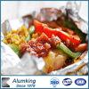 Hoja de aluminio reciclable de la cocina/papel de aluminio de la microonda para el suelo del horno de la limpieza