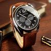 L'orologio caldo di modo di 335 vendite per gli uomini comercia la vigilanza all'ingrosso poco costosa di prezzi