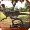 El dinosaurio 3D modela figuras de acción del dinosaurio