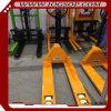 hydraulischer Ladeplatten-LKW der Hand2.5-ton, manueller Gabelstapler