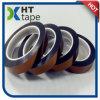 cinta adhesiva de enmascarado del silicón de 0.155m m Polyimide