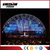 Aluminiumbinder beleuchtung des im Freienereignisses, Konzert-Dach-Stadiums-Binder