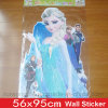 Decorative por atacado Cartoon Frozen Wall Sticker para Wall Decoration