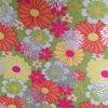 Oxford 600d fleurit le tissu de polyester d'impression (XL-J7025-4)