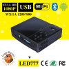 Hdmai/VGA/AV/USB Bluetooth V3.0 Wxga 1280X800 Full HD Projector
