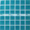 48X48mm blaues Knistern-keramische Swimmingpool-Mosaik-Fliese (BCK701)