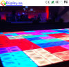 Tapa 2016 que vende la patente portable delgada estupenda LED Dance Floor