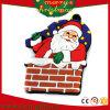 Freie kundenspezifische Auslegung-Weihnachtsdekoration-Geschenke PVC-weiche Gummikühlraum-Magneten Sankt (RC-CR09)