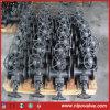 L'acciaio inossidabile d'acciaio fucinato ha flangiato valvole a saracinesca
