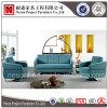 Sofá da tela do Recliner do canto da mobília da sala de visitas com pés do metal (NS-D6316)