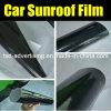 Alta pellicola panoramica autoadesiva nera lucida dell'involucro del Sunroof dell'automobile