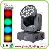 Poder más elevado 18X10W RGBW 4 en 1 luz principal móvil